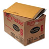 SEL86027 Jiffy Padded Self-Seal Mailer, Side Seam, #6, 12 1/2x19, Gold Brown, 50/Carton SEL 86027