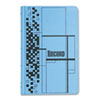Adams Blue and Black Record Ledger