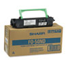 SHRFO50ND FO50ND Toner/Developer Cartridge, 6000 Page-Yield, Black SHR FO50ND