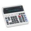 Sharp QS-2122H Compact Desktop Calculator, 12-Digit Fluorescent