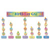 Scholastic Our Birthday Graph! Bulletin Board Set