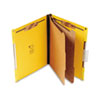 S J Paper Pressboard Hanging Classification Folders
