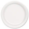 SOLO Cup Company Basix Foam Dinnerware