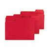 Smead® SuperTab® Colored File Folders | www.SelectOfficeProducts.com