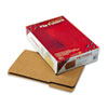 SMD15734 Kraft File Folders, 1/3 Cut, Reinforced Top Tab, Legal, Kraft, 100/Box SMD 15734