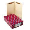 SMD37215 Heavyweight Folders, Two Fasteners, End Tab, Legal, 14 Point Manila, 50/Box SMD 37215