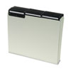 SMD50534 Recycled Tab File Guides, Blank, 1/3 Tab, Pressboard, Letter, 50/Box SMD 50534