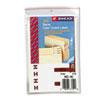 SMD67159 Alpha-Z Color-Coded First Letter Name Labels, H & U, Dark Brown, 100/Pack SMD 67159