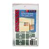SMD67177 Alpha-Z Color-Coded Second Letter Labels, Letter G, Gray, 100/Pack SMD 67177