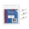 Smead Inserts For Hanging File Folder Tabs