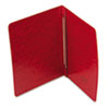 SMD81252 Side Opening PressGuard Report Cover, Prong Fastener, Letter, Bright Red SMD 81252
