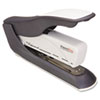 Compact yet high capacity die-cast metal stapler staples and tacks with a staple gun mechanism.