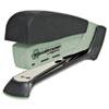 20-sheet EcoStapler® stapler with patented one-finger stapling.
