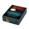 SOU3112616 100% Cotton Business Paper, Ivory, 24 lbs., Wove, 8-1/2 x 11,  500/Box SOU 3112616