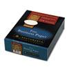 SOU404NC 25% Cotton Business Paper, Natural, 24 lbs., Wove, 8-1/2 x 11,  500/Box, FSC SOU 404NC