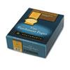 SOU994C Parchment Specialty Paper, Gold, 24 lbs., 8-1/2 x 11, 500/Box SOU 994C