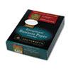 SOUJD18C 100% Cotton Business Paper, White, 32 lbs., 8-1/2 x 11, 250/Box SOU JD18C