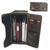 STB251318BLK Tufide Catalog Case, Vinyl, 18-1/4 x 8-3/4 x 13-1/2, Black STB 251318BLK