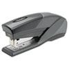 SWI66402 LightTouch Reduced Effort Stapler, 20-Sheet Capacity, Black SWI 66402