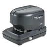 SWI69008 690e High-Volume Electric Stapler, 30-Sheet Capacity, Black SWI 69008