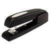 SWI74741 747 Business Full Strip Desk Stapler, 20-Sheet Capacity, Black SWI 74741