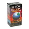 TDK Standard Grade VHS Video Tape