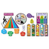 TREND MyPyramid.gov-Steps to a Healthier You Bulletin Board Set