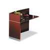 Mayline Napoli Veneer Series Desk Return Panel