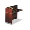 Mayline Napoli Veneer Series Desk Return Top