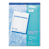 TOP46147 Purchase Order Book, 8-3/8 x 10 3/16, Three-Part Carbonless, 50 Sets/Book TOP 46147
