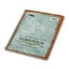 Single-subject wirebound notebook.