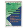 TOP8021 Gregg Steno Books, 6 x 9, Green Tint, 80-Sheet Pad TOP 8021