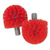 Unger Replacement Heads for Ergo Toilet Bowl Brush System
