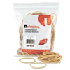 UNV00416 Rubber Bands, Size 16, 2-1/2 x 1/16, 475 Bands/1/4lb Pack UNV 00416