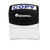 Universal® Pre-Inked One-Color Stamp | www.SelectOfficeProducts.com