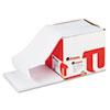 UNV15806 Computer Paper, 15lb, 9-1/2 x 11, Letter Trim Perforations, White, 3300 Sheets UNV 15806