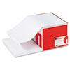 UNV15865 Computer Paper, 20lb, 14-7/8 x 11, White, 2400 Sheets UNV 15865