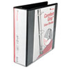UNV30751 Comfort Grip Deluxe Plus D-Ring View Binder, 3