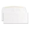 UNV35209 Business Envelope, Contemporary, #9, White, 500/Box UNV 35209