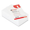 UNV35500 Loose Memo Sheets, 3 x5, White, 500 Sheets/Pack UNV 35500