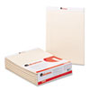 UNV35882 Colored Perforated Note Pads, 8-1/2 x 11, Ivory, 50-Sheet, Dozen UNV 35882