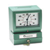 ACP012070411 Model 150 Analog Automatic Print Time Clock with Month/Date/1-12 Hours/Minutes ACP 012070411