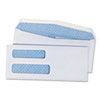 Universal® Double Window Business Envelope | www.SelectOfficeProducts.com