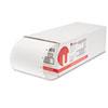 UNV70103 Dot Matrix Printer Labels, 1 Across, 3-1/2 x 7/16, White, 5000/Box UNV 70103