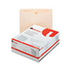UNV72300 Economical File Jackets, Letter, 11 Point Manila, 100/Box UNV 72300
