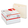 UNV76300 Economical File Jackets with Two Inch Expansion, Letter, 11 Point Manila, 50/Box UNV 76300
