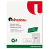 Universal® Recycled Multiuse Permanent Self-Adhesive Labels | www.SelectOfficeProducts.com