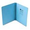 UNV80572 Pressboard Report Cover, Prong Clip, Letter, 3