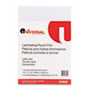 Universal® Laminating Pouches | www.SelectOfficeProducts.com