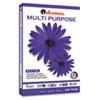 UNV95400 Multipurpose Paper, 98 Brightness, 20lb, 8-1/2x14, Bright White, 5000 Shts/Ctn UNV 95400